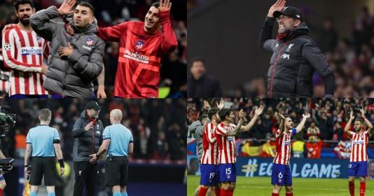 """Đả bại nhà ĐKVĐ, sao Atletico """"ghẹo"""" Klopp giận tím người"""