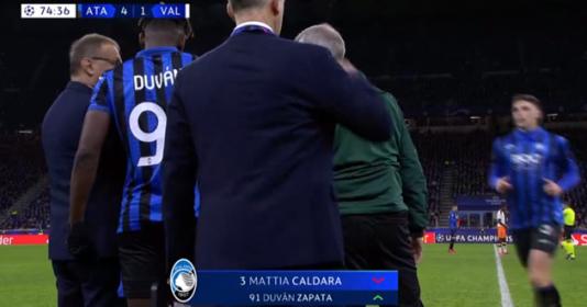 Atalanta đánh bại Valencia và đây là quyết định khiến...
