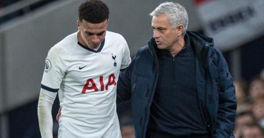 Mourinho: Cậu ấy không hề tức giận với tôi | Bóng Đá