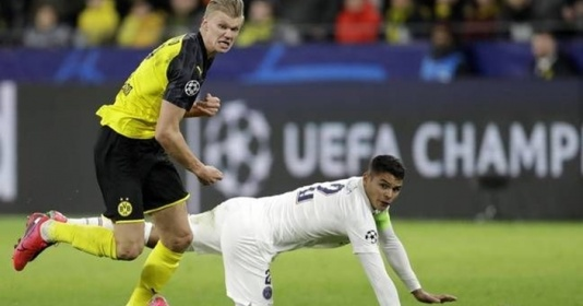 Thiago Silva khẳng định PSG còn cơ hội lội ngược dòng trước Dortmund | Bóng Đá