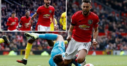 Bom tấn Fernandes thăng hoa, Man United vùi dập Watford trên sân nhà | Bóng Đá