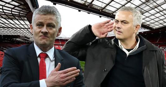 Hãy công bằng, Jose Mourinho mới là ''cứu tinh'' của Solskjaer  | Bóng Đá