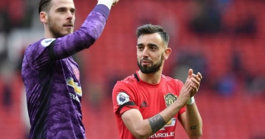 Fernandes: Đó là việc tôi muốn làm và cần làm ở Man Utd | Bóng Đá