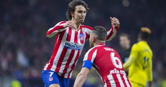 Atletico đang trở lại, Real và Barca hãy dè chừng!