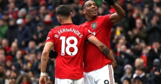 Fernandes bực tức với Martial, ép đối tác làm 1 điều | Bóng Đá