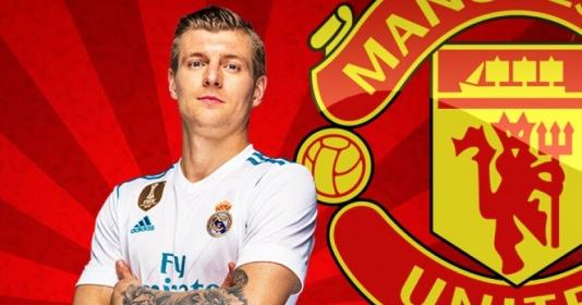 """Toni Kroos: """"Trên cơ bản thì hợp đồng giữa tôi và Man Utd đã hoàn tất"""""""
