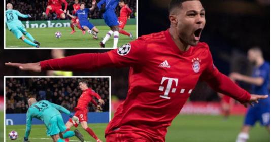 3 bàn, 1 thẻ đỏ; Chelsea thua tan nát trước Bayern Munich  | Bóng Đá