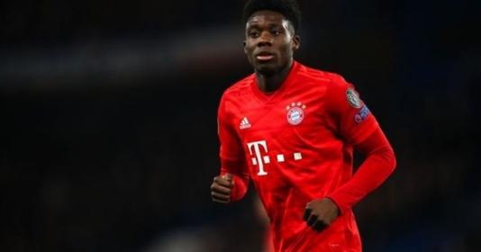 Bayern dự định gia hạn hợp đồng đến năm 2025 với Alphonso Davies   Bóng Đá