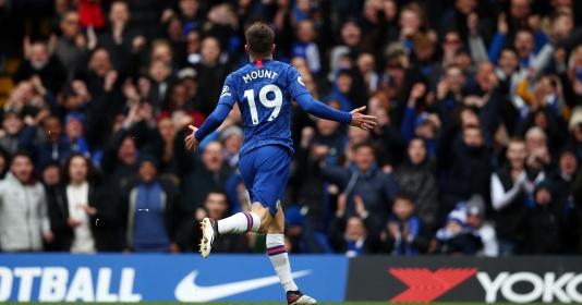 Choáng với số đường chuyền Chelsea thực hiện ở bàn thắng của Mount