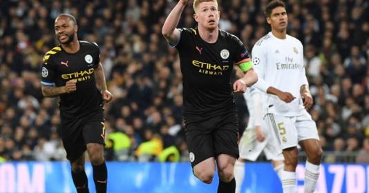 """""""Man City không thể đánh giá thấp Real Madrid"""""""