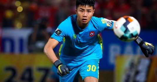 Thực hư việc thủ môn Nguyễn Văn Toản chuyển sang Thai-League | Bóng Đá