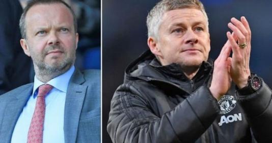 Ed Woodward đồng ý với Solskjaer về bom tấn mùa Hè của Man Utd