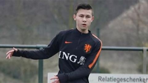 Cựu sao U17 Hà Lan ngưỡng mộ Văn Hậu, úp mở khả năng về Việt Nam thi đấu