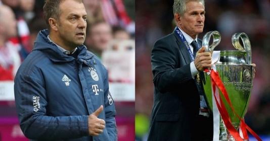 Heynckes khen ngợi Bayern vì bổ nhiệm Hansi Flick làm HLV trưởng | Bóng Đá