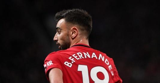 Tôi sẽ không đến Man Utd vì Bruno Fernandes đã lấy chiếc áo số 18 | Bóng Đá