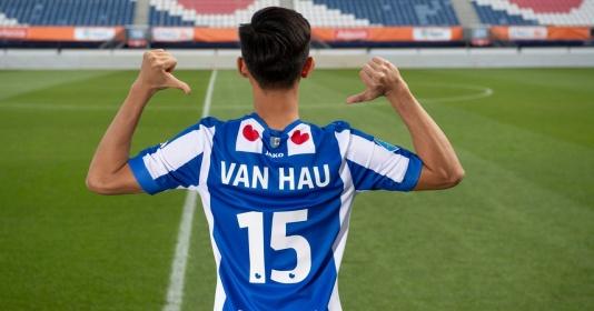 Đoàn Văn Hậu sẽ được SC Heerenveen giữ lại vì...    Bóng Đá