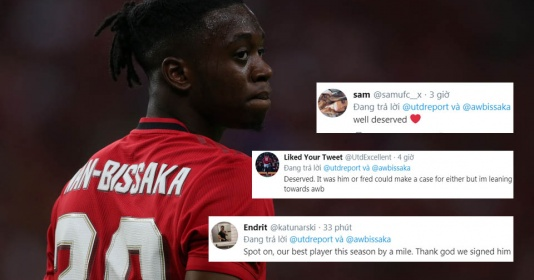 """CĐV Man Utd: """"Rất xứng đáng, cậu ấy là cầu thủ xuất sắc nhất mùa này"""""""