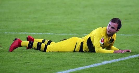 Sự nghiệp Goetze lụi tàn sau bàn thắng World Cup 2014   Bóng Đá