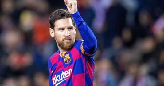 Messi phá vỡ im lặng về việc đá La Liga mà không có khán giả   Bóng Đá