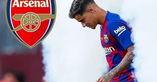 Chào mời Arsenal và Man Utd, Barca nhận cái kết đắng nghét | Bóng Đá
