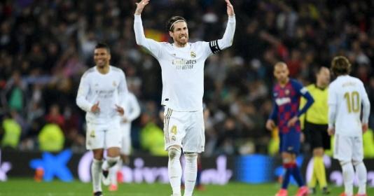 """""""La Liga sẽ kết thúc nếu Real Madrid dẫn đầu""""   Bóng Đá"""