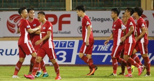 Sao U23 Việt Nam ghi bàn, Viettel quật ngã An Giang, giành vé vào Tứ kết