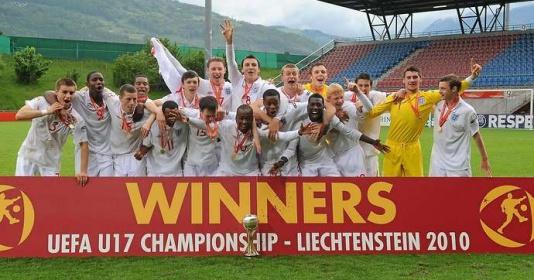 3 sao trẻ M.U và đội hình U17 Anh vô địch EURO đang ở đâu?   Bóng Đá
