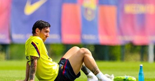 Lionel Messi trầm tư trước lịch thi đấu khó khăn | Bóng Đá
