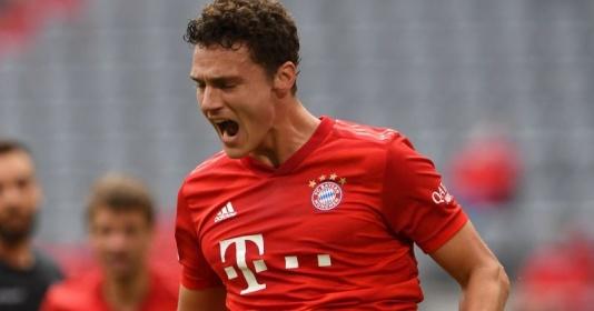 Benjamin Pavard: Bayern Munich muốn đoạt cú ăn ba   Bóng Đá