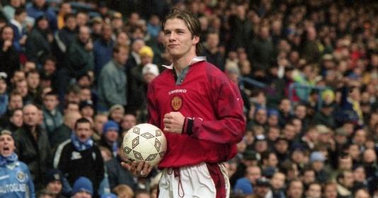Man Utd cuối cùng cũng có David Beckham của riêng mình   Bóng Đá