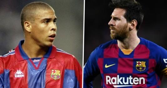 ''Messi là cầu thủ duy nhất làm được những điều Ronaldo đã từng''   Bóng Đá