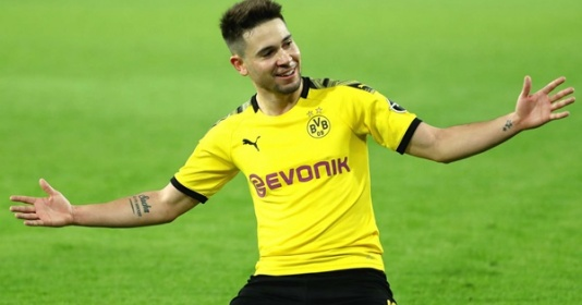 3 mục tiêu của Barca cho vị trí hậu vệ trái: Cơn lốc của Dortmund   Bóng Đá