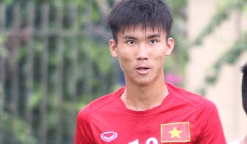 """6 trận ghi 6 bàn, """"sát thủ"""" Nguyễn Công Thành ghi điểm với thầy Park?"""