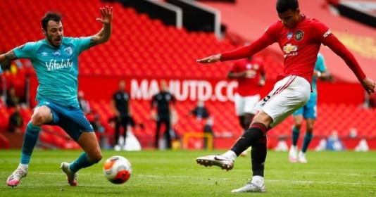 Thăng hoa tột đỉnh, M.U trút cơn mưa bàn thắng vào lưới Bournemouth | Bóng Đá