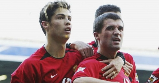 'Khi còn ở M.U, anh ấy đối xử rất khắc nghiệt với Ronaldo'