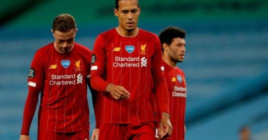 Liverpool và nỗi nhức nhối sau trận thua mất mặt Man City | Bóng Đá