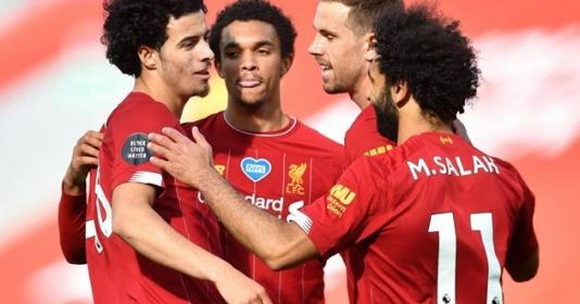 'Báu vật' tỏa sáng, Liverpool duy trì mạch 'vô đối' tại Anfield   Bóng Đá