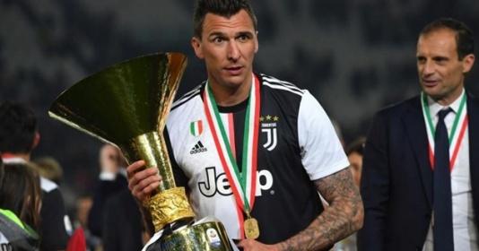 CHÍNH THỨC: Mandzukic bị thanh lý hợp đồng, chuẩn bị trở lại Serie A | Bóng Đá