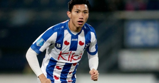 Hà Nội mong Văn Hậu sẽ làm 1 điều nếu không thể ở lại SC Heerenveen   Bóng Đá