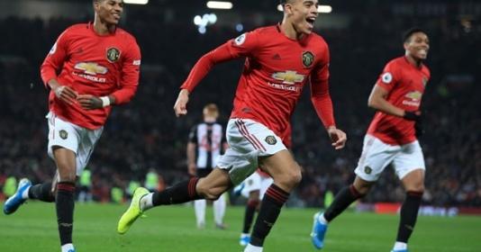 10 thống kê cho thấy Man Utd đang sở hữu hàng công ''đáng sợ'' | Bóng Đá