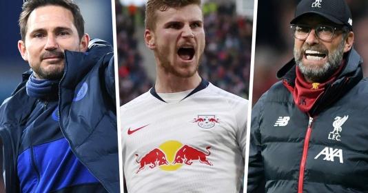 Sau Timo Werner, Liverpool lại đối đầu Chelsea vì bom tấn khác | Bóng Đá