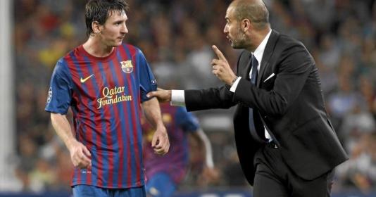 """Pep Guardiola nói gì về việc Messi """"rục rịch"""" rời Barca?"""