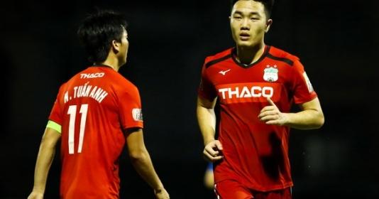 """BLV Quang Huy: """"HAGL không nên để Tuấn Anh - Xuân Trường đá cùng nhau vì... """""""