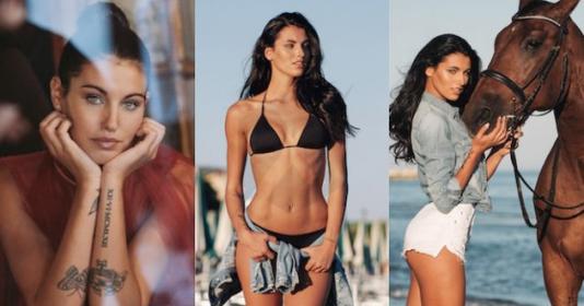 Hoa hậu Carolina Stramare - Người tình tin đồn của cậu cả nhà Maldini | Bóng Đá