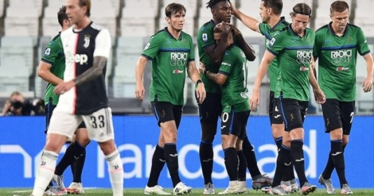 Atalanta phá kỷ lục ghi bàn tồn tại 70 năm của Juventus | Bóng Đá