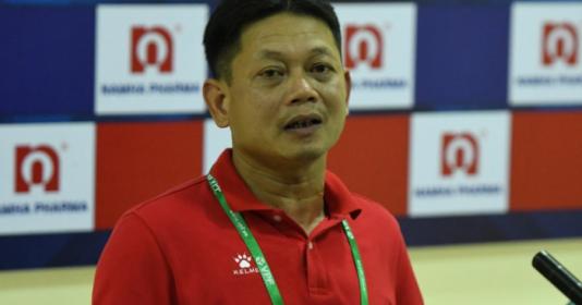HLV Nam Định lên tiếng về nghi án BHL Quảng Nam bỏ bùa   Bóng Đá