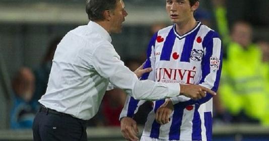 'Mọi người rất ngưỡng mộ khi biết tôi từng là học trò Van Basten'