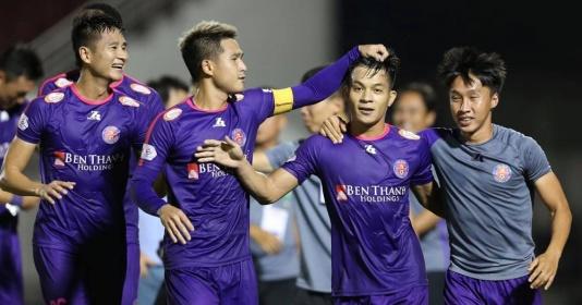 Thi đấu thăng hoa, HLV Sài Gòn FC tiến cử 4 cái tên lên ĐT Việt Nam | Bóng Đá