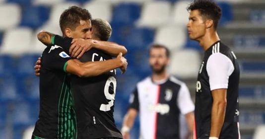 """Ban bật như Barca, Sassuolo khiến hàng thủ Juventus """"thót tim"""""""