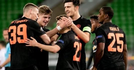 6 cầu thủ Man Utd phải chứng tỏ mình ở Europa League   Bóng Đá